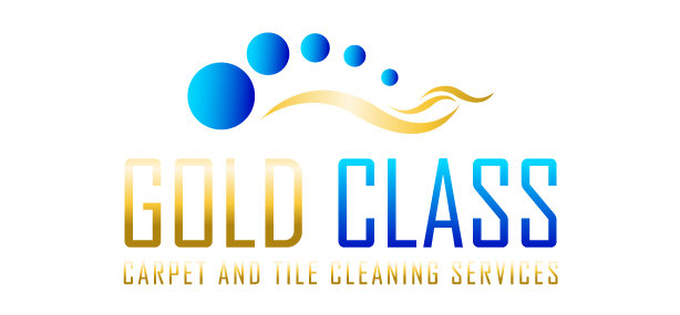 Gold Class Carpet & Tile Cleaning Service - Logo